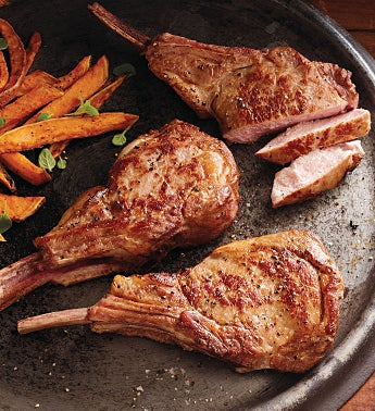 Frenched Veal Rib Chops