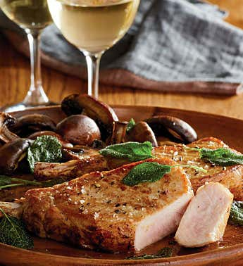 Center-Cut Pork Chops